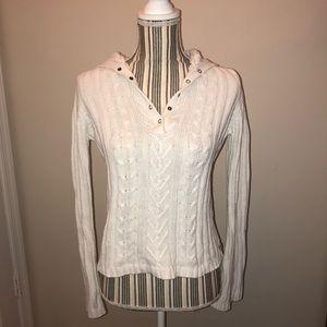 Aeropostale Knit Hooded Sweater